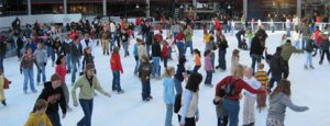 Cincinnati Fun Ice Rink