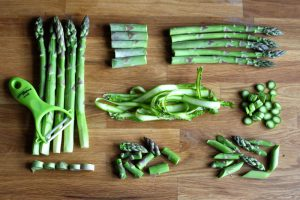 Different ways to prepare asparagus