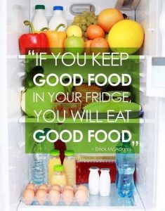 keep good foods