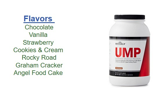 Beverly UMP Protein Powder weight loss